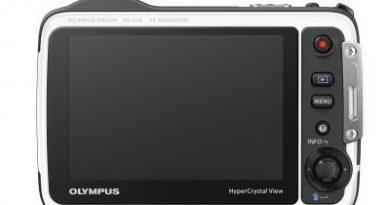 Olympus TG-620 iHS, una cámara muy ruda