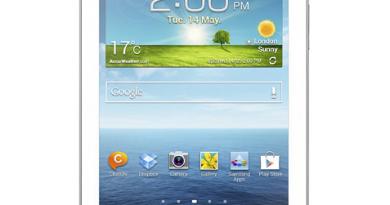 Samsung Galaxy tab 3-11