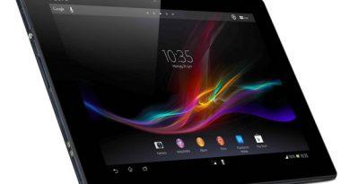 Xperia-Z4 tablet1