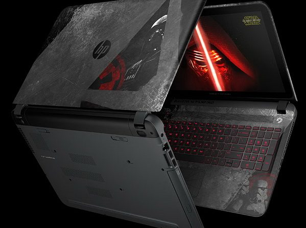 hp star wars notebook