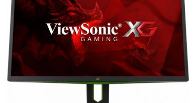 ViewSonic monitor XG2703