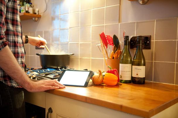 cooking man tech1