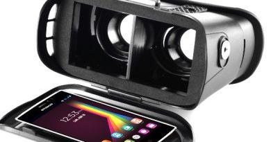 Polaroid VR abierto