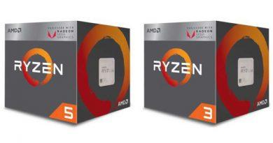 AMD presenta nuevos procesadores Ryzen con gráficos Radeon Vega