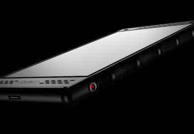 Primer móvil con pantalla holográfica