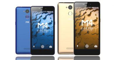 M4 lanza nuevos smartphones con tecnología VoLTE