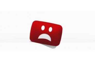 ¡Se caen servidores de YouTube a nivel mundial!
