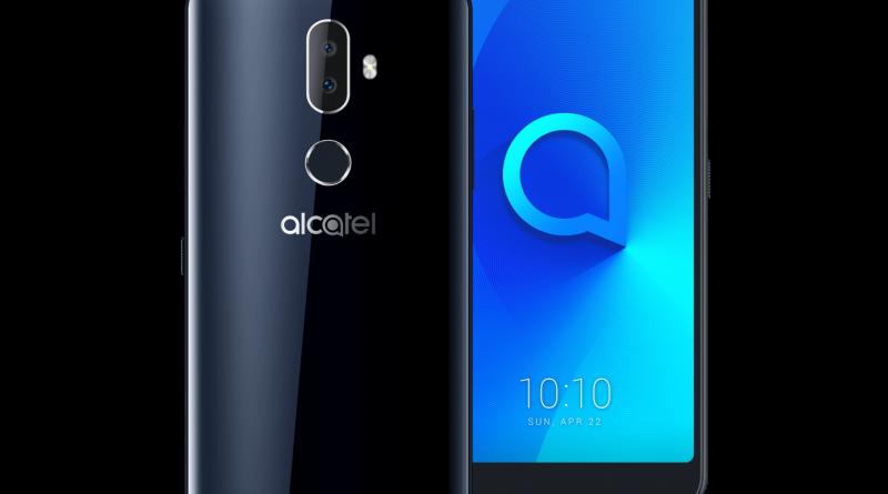 ¡Disfruta del nuevo Alcatel 3V!