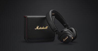Marshall lanza audífonos Monitor Bluetooth y Mid A.N.C.