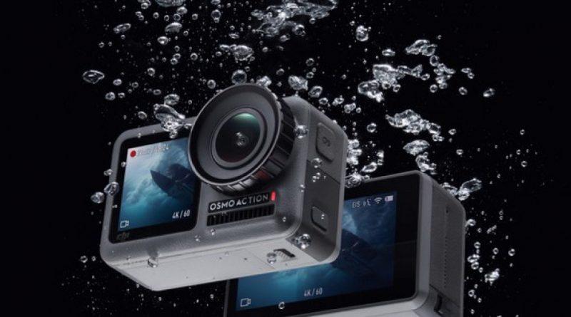 Nace próxima competencia de GoPro (Osmo Action)