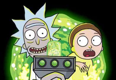Temporada 4 de Rick and Morty esta en camino
