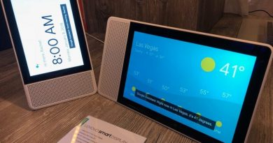 Lenovo lanza la Lenovo Smart Display
