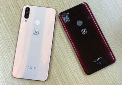LANIX presenta los nuevos smartphones añadidos a su portafolio 2020