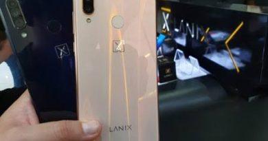 Llega a México el Lanix Ilium Alpha 5S