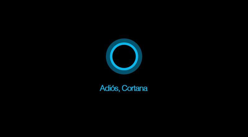Cortana se retira de los smartphones de México