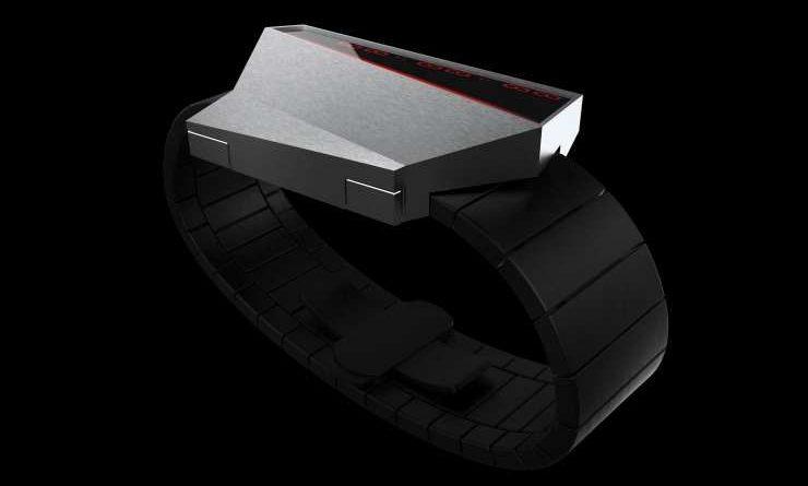 Cybertime, el reloj inspirado en el Cybertruck