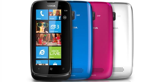 lumia610