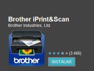 Brother lanza app para impresión móvil
