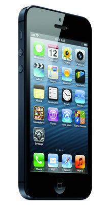 Apple Presenta iPhone 5