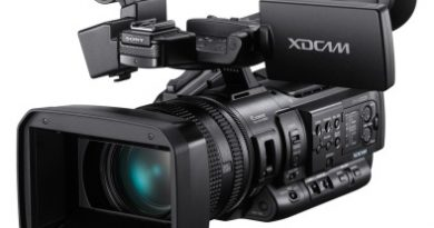 Sony lanza cámara y grabadora de memoria XDCAM HD422