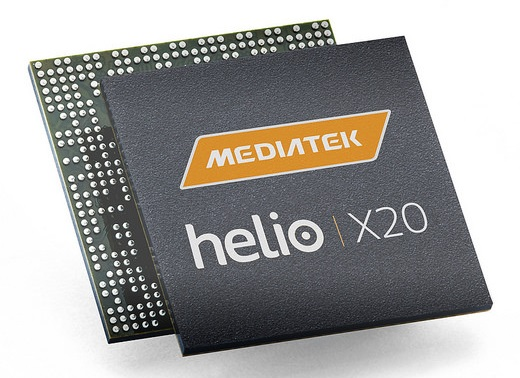 2MediaTek helioX20