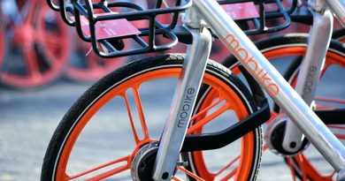 Mobike trae bicis inteligentes compartidas a la CDMX