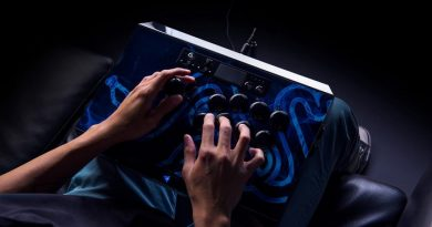 Nuevo Arcade Stick Razer Panthera