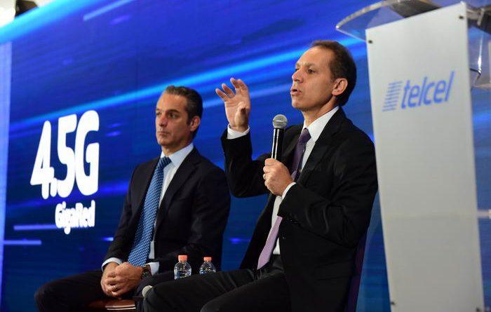 Telcel anuncia su nueva GigaRed 4.5G