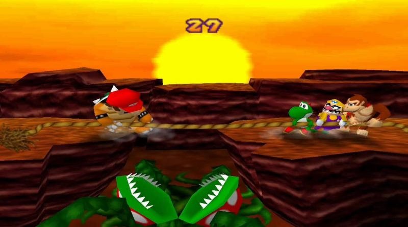 La tortura de Mario Party