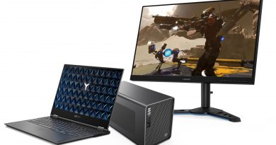 Lenovo anuncia su nueva laptop gaming «Legion Y740S»