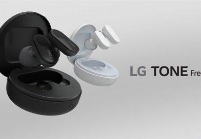 Ya disponibles en México los nuevos LG Tone Free