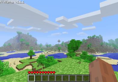 Esta versión de Minecraft estuvo perdida por 11 años